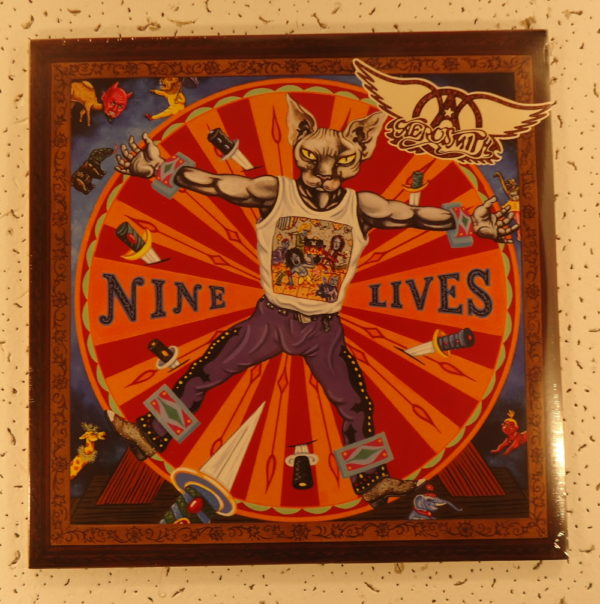 Aerosmith – Nine Lives