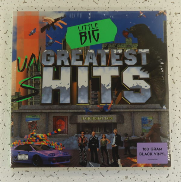 Little BIG – Greatest Hits (Un'greatest S'hits)