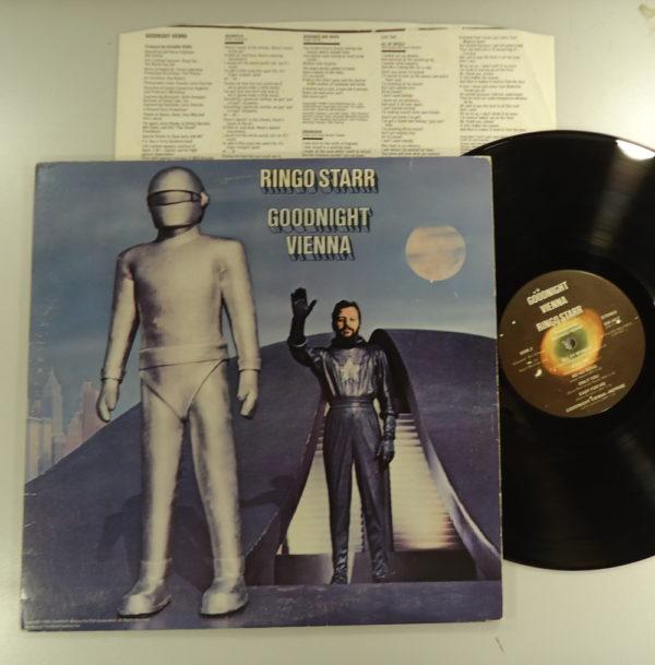 Ringo Starr – Goodnight Vienna