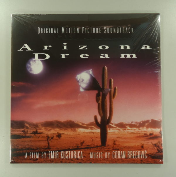 Goran Bregović – Arizona Dream (Original Motion Picture Soundtrack)