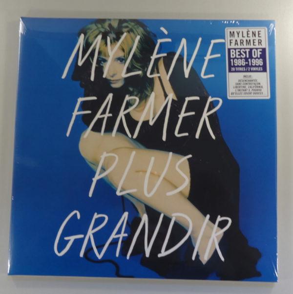 Mylène Farmer – Plus Grandir
